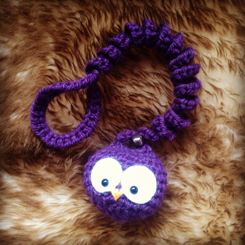 Irresistible Owly Cat Toy - free tutorial