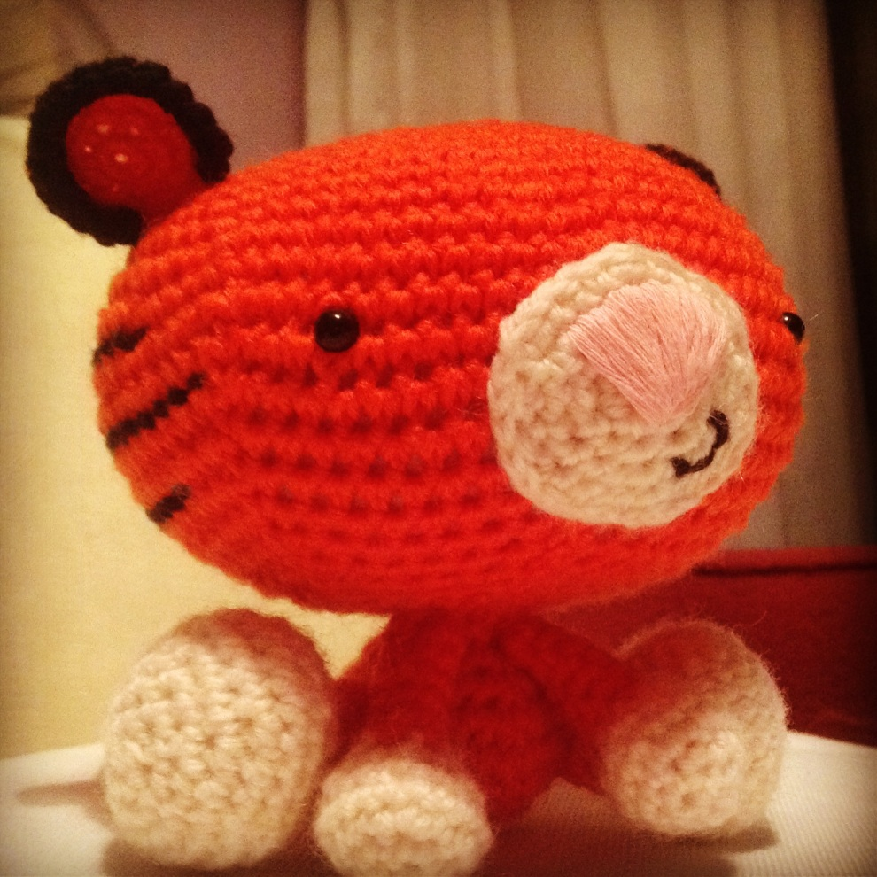 Roary 2.0 - pattern from Zooigurumi