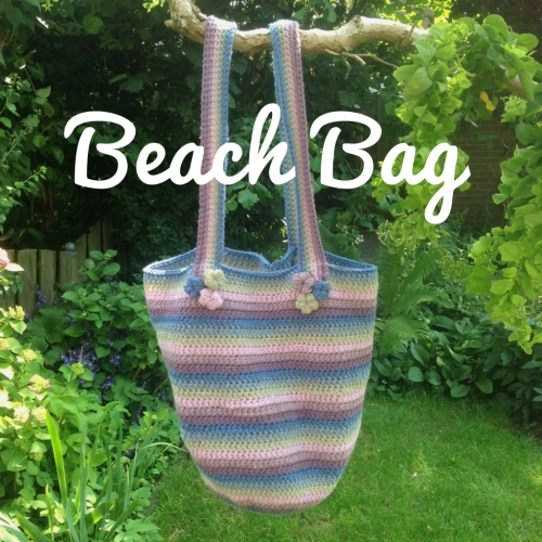 beach bag - free pattern