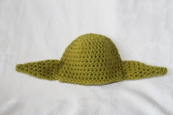 Yoda hat - free pattern