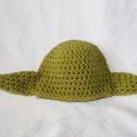 Yoda - a free pattern