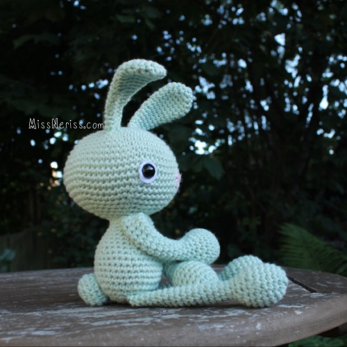 Luci Bunny at missneriss.com