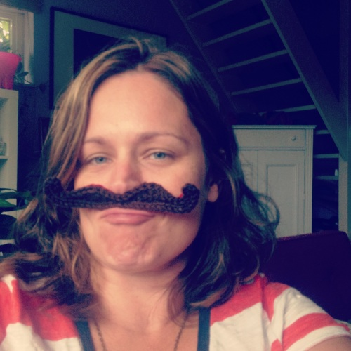 My ode to Movember, free pattern!