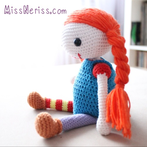 Special Request: Pippi Longstocking MissNeriss
