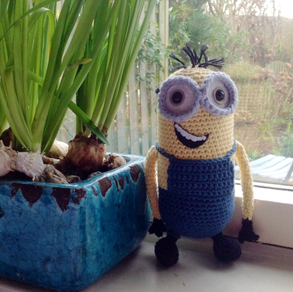 Kevin the Minion - as seen on missneriss.com
