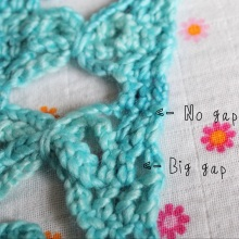 Chainless Starting Double Crochet