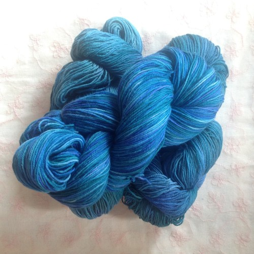 superwash merino DK on missneriss.com #yarn