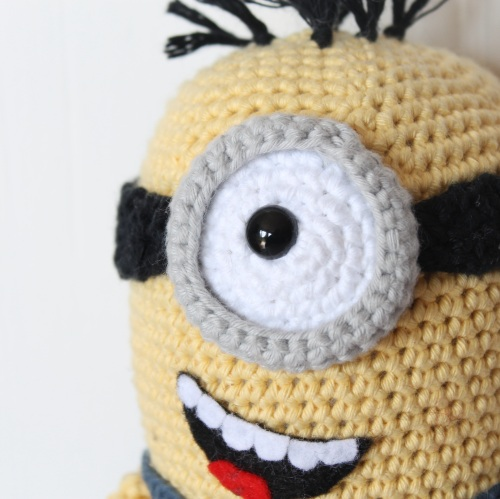 Hello Minion! Found on missneriss.com