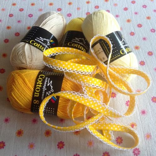 Scheepjeswol Cotton 8 #cotton8 #scheepjes #ombre