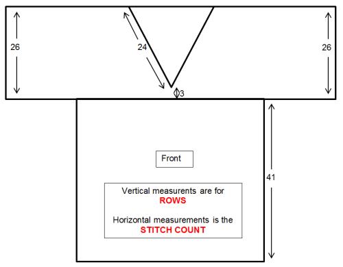 Jasper V Diagram - Front