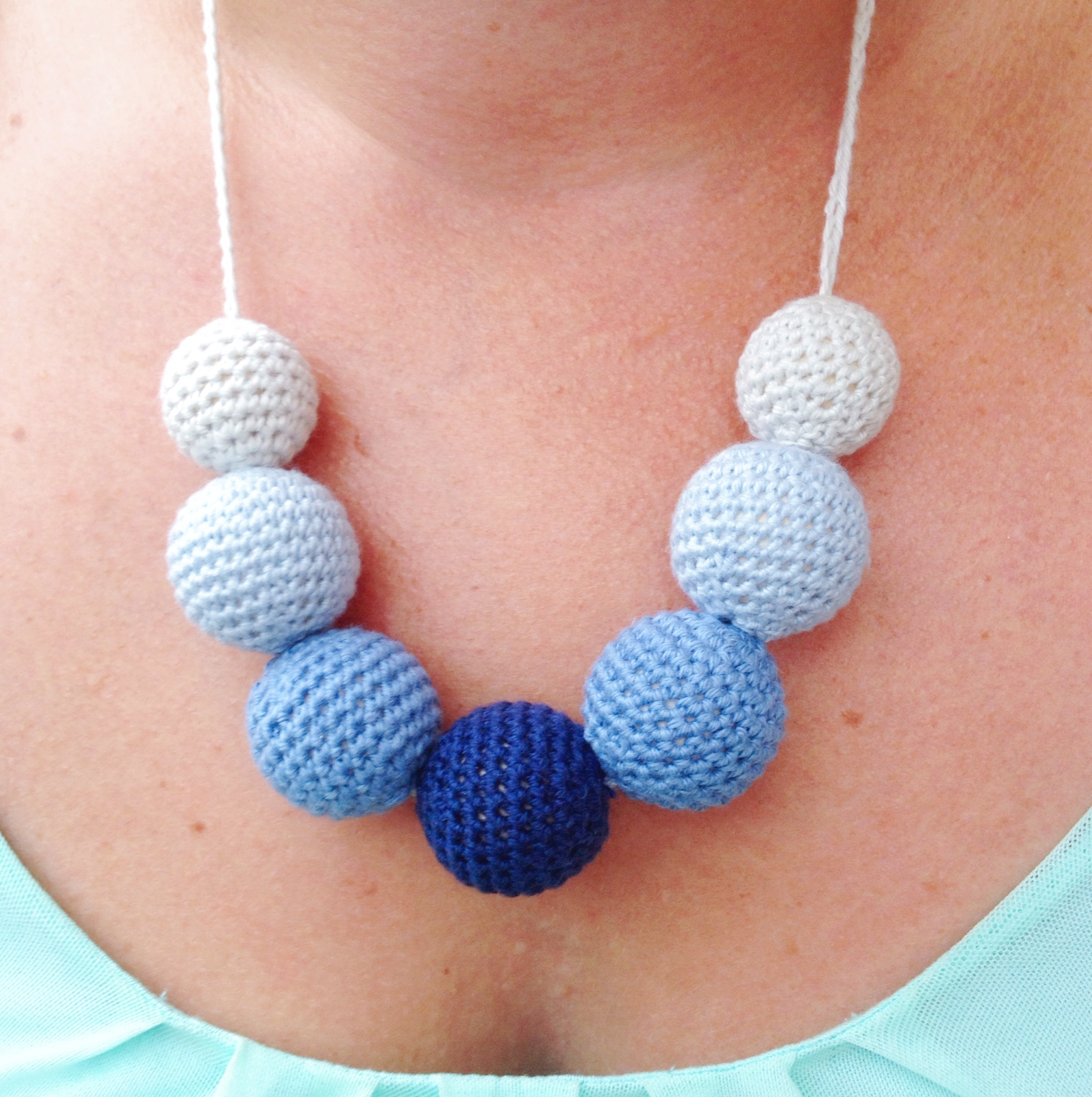 teething necklace | MissNeriss