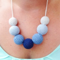 Miniman's Nursing Necklace - The Tutorial