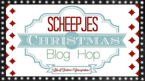 A fabulous Christmas-themed blog hop hosted by @Scheepjeswol.  Check out all ten fantastic creations, all with free patterns!