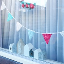 Christmat Bunting