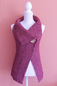 Peek-a-boo Button Body Warmer