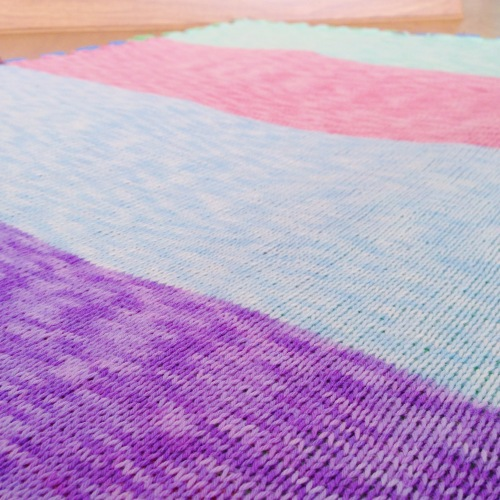 Scheepjes Sunkissed Knitted Baby Blanket