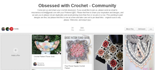 Obsessed with Crochet - Community