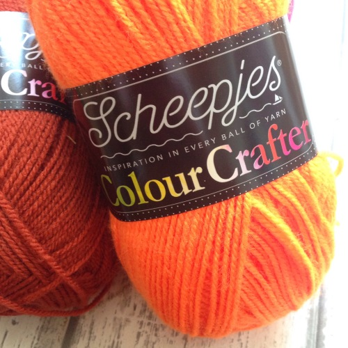 Scheepjes Colour Crafter on missneriss.com