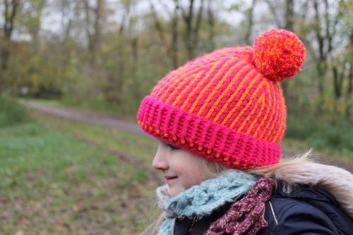 crochet brioche beanie in One Size Fits All, free tutorial on missneriss.com