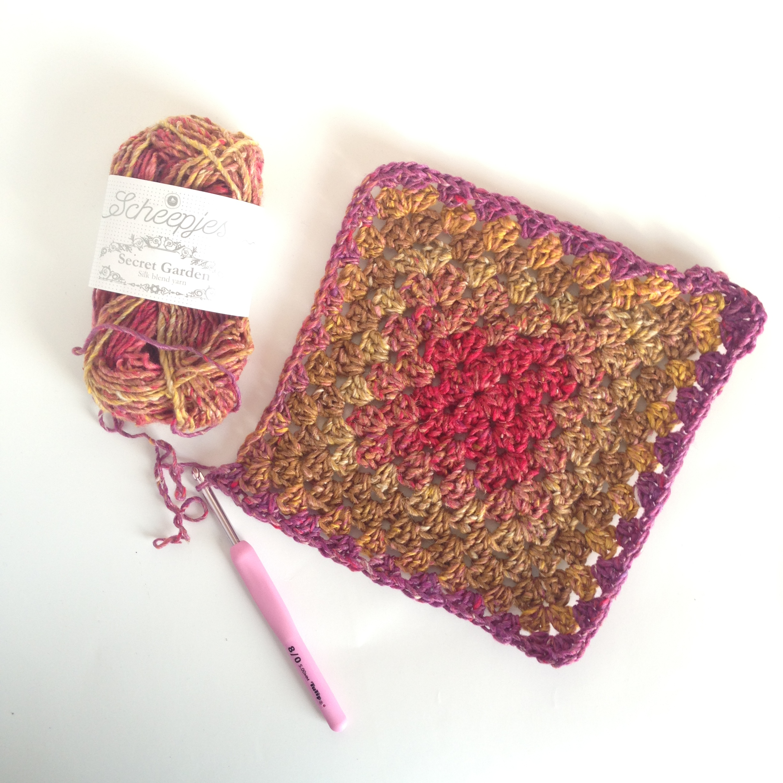 Yarn Day: Secret Garden | MissNeriss