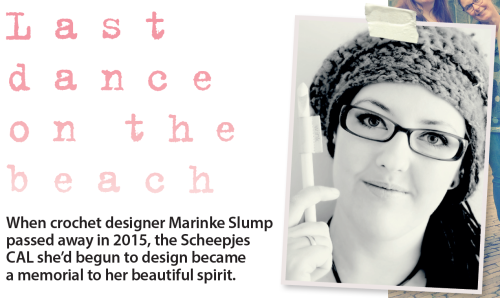 Last Dance on the Beach feature in Simply Crochet issue 49.