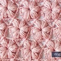 10 of the Best: Crochet Flower Motifs