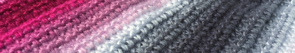 Cherry blossom shawl by Nerissa Muijs