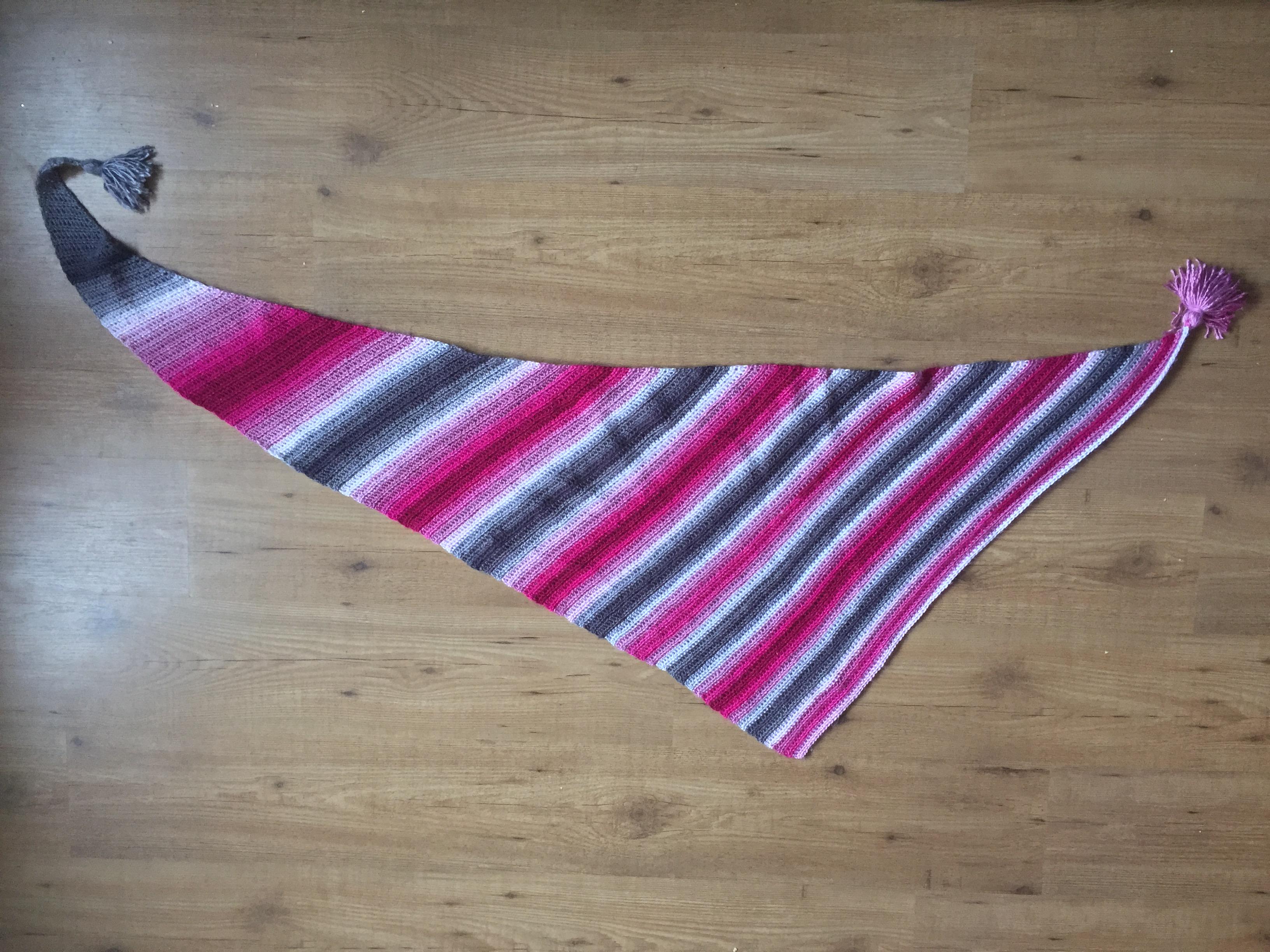 Scalene shawl by MissNeriss