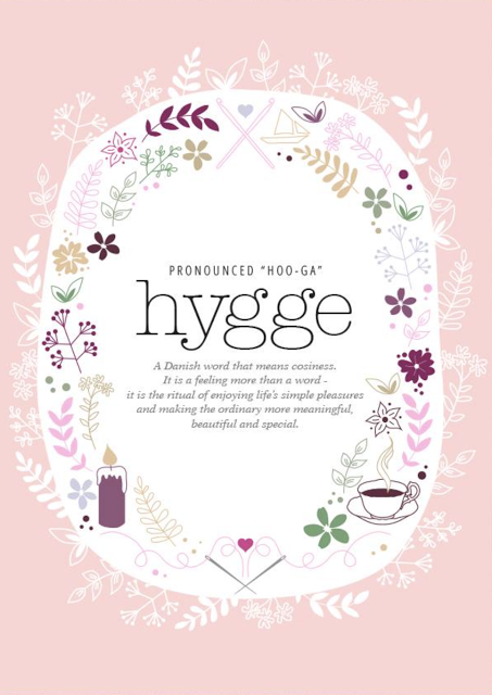 Girl's night in colourway for the Hygge CAL