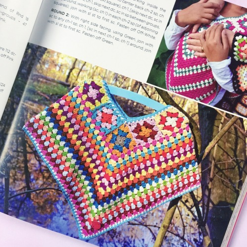 Colorful Crochet, with more than 20 crochet projects, by Marianne Dekkers Roos. Available at the Book Depository with free global shipping http://bit.ly/colorfulcrochet