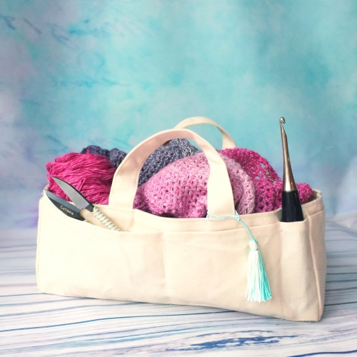 Cohana Tool Bag: from Black Sheep Wools: http://bit.ly/cohanaBSW