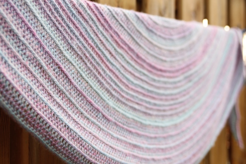 Our Tribe My Tribe shawl by MissNeriss