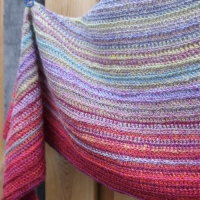 Our Tribe, My Tribe - Shawl Reveal