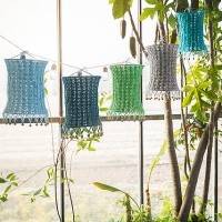 Whispering Wind Chimes Crochet Pattern in YARN - Woman