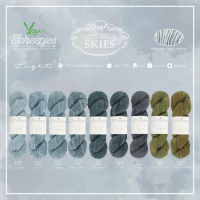 New Crochet Design - Scheepjes Skies