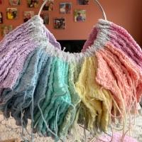 WIP - Organicon Crochet Blanket