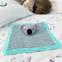 Koala Lovey - Free Crochet Pattern